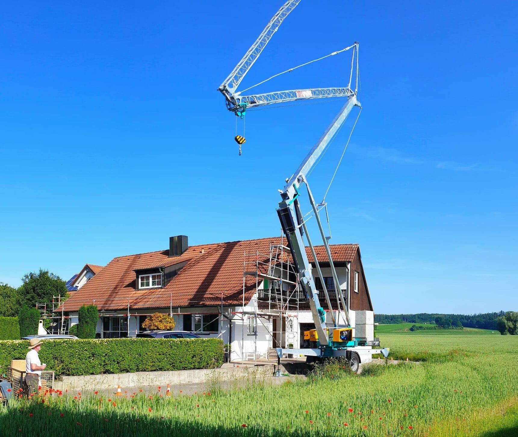 Moderne Dachsanierung in Allershausen
